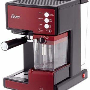 OSTER COFFEE MACHINE PRIMA LATTE RED (NEW)